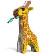 Kit Figurine Girafe 3D à assembler - Eugy