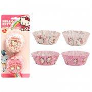 50 Caissettes � Cupcakes Hello Kitty