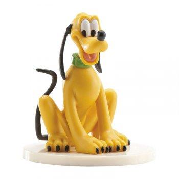 Figurine Pluto sur socle (6 cm) - Plastique