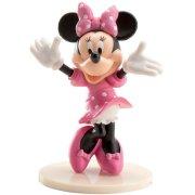 Figurine Minnie sur socle