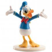 1 Figurine Donald sur socle (8,5 cm) - Plastique