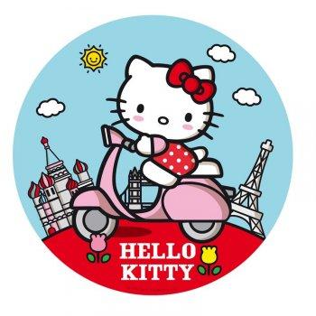 Disque Azyme Hello Kitty