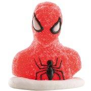 4 Figurines Spiderman 3D en Sucre G�lifi�