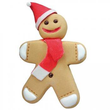 2 Grands Motifs Noël en sucre