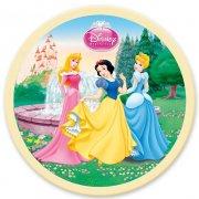 Disque en chocolat Princesse Disney