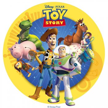 Disque Azyme Toy Story Star Power