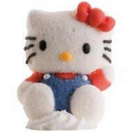 2 Figurines Hello Kitty en sucre gélifié