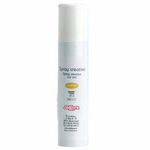 Colorant en spray Or (100 ml)
