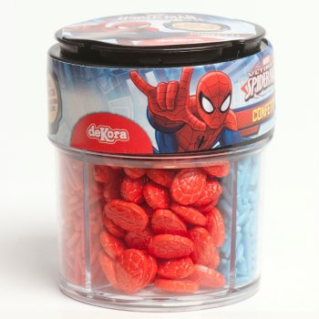 Confettis en sucre Spiderman