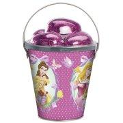 Seau et Oeufs en chocolat Princesse Disney