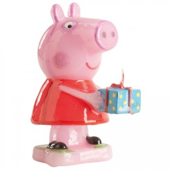 Bougie Peppa Pig