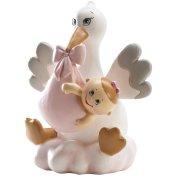 Cigogne Baby Girl Rose