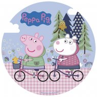 1 Disque Peppa Pig (20 cm) - Azyme