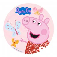 Disque Azyme Peppa Pig