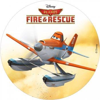 Disque Azyme Planes Fire & Rescue