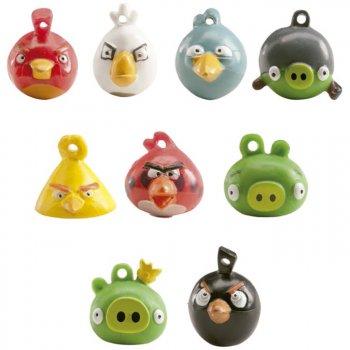 F ve angry birds pour l 39 anniversaire de votre enfant annikids - Angry birds noel ...
