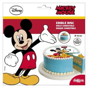 Disque en sucre Mickey