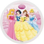 Disque en sucre Princesses Disney
