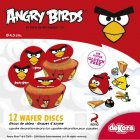 12 Mini-disques Angry Birds