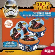 12 Mini-disques Star Wars