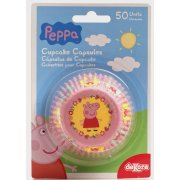50 Caissettes � Cupcakes Peppa