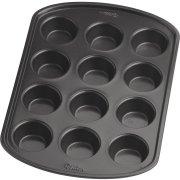 Plaque de 12 Moules à Mini Cupcakes et Muffins