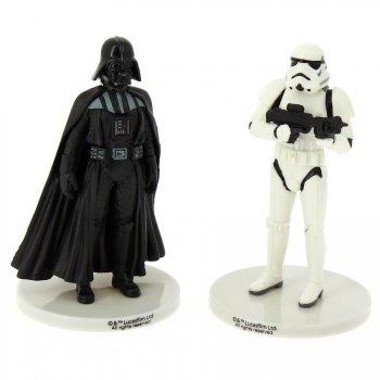 Lot de 2 Figurines Star Wars