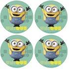 12 Mini-disques Minions