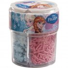 Confettis en sucre Reine des Neiges