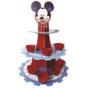 Pr�sentoir � Cupcakes Mickey Club House