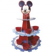 Présentoir à Cupcakes Mickey Club House