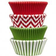 100 Caissettes � Cupcakes + Rangement Wilton