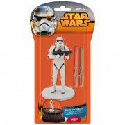 Kit Décors Gâteau Stormtrooper Star Wars