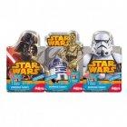 3 Sucettes et poudre p�tillante Star Wars + sticker
