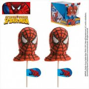 Sucette Chamallow Spiderman
