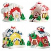 2 Maisonnettes de Noël