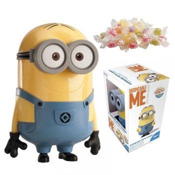 Tirelire Minions (20 cm) + Bonbons
