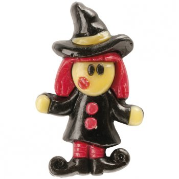 4 Figurines Halloween Gummy