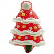 4 Figurines Noël en sucre gélifié