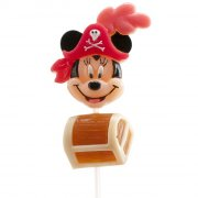 Sucette Bonbons Minnie Pirate