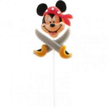 Sucette Bonbons Mickey Pirate