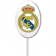 Sucette en chocolat Real Madrid