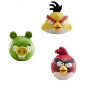 3 Figurines Angry Birds en résine