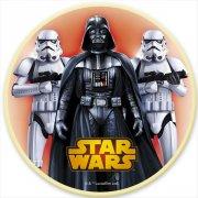 Disque en chocolat Star Wars