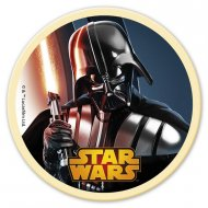 Disque en chocolat Star Wars