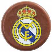 Disque en chocolat Real Madrid