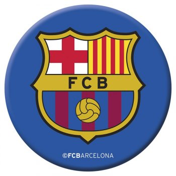 Disque en chocolat Barca FC Barcelone