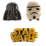 3 D�cors Bonbons Star Wars Gummy