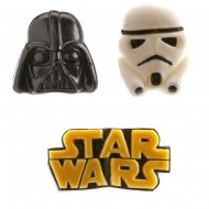 3 D�cors Bonbons Star Wars Gummy