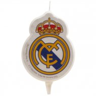 1 Bougie Real Madrid